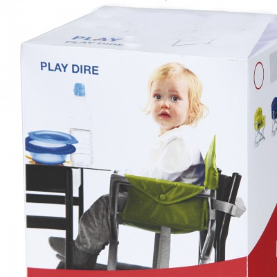 Play Dire Gift box