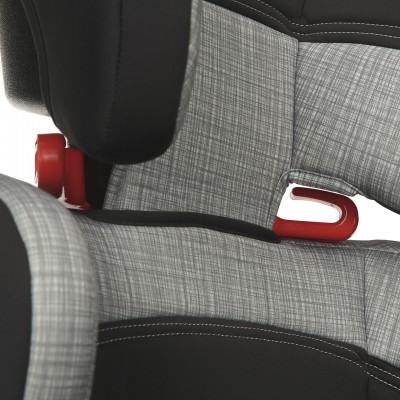 Safe TwoSeat belt guide detail